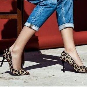 The Leopard Heel